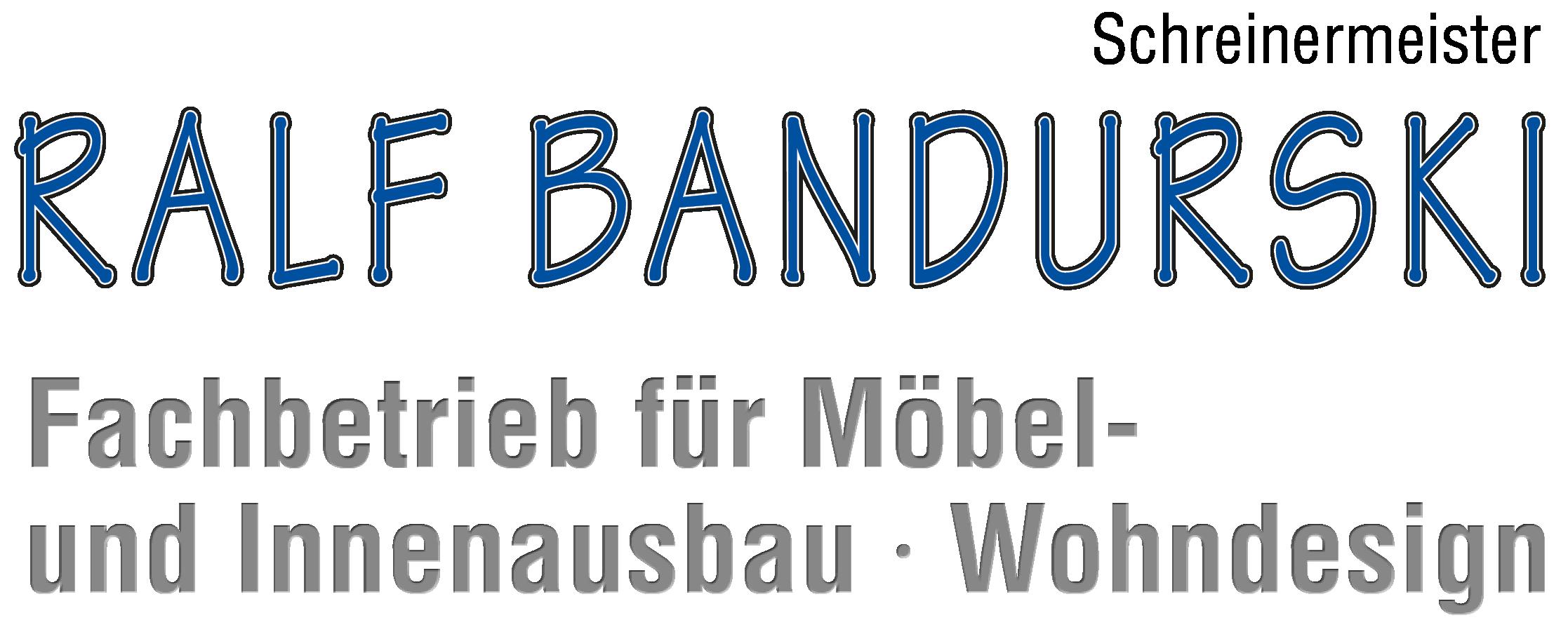 Logo Schreinerei Bandurski
